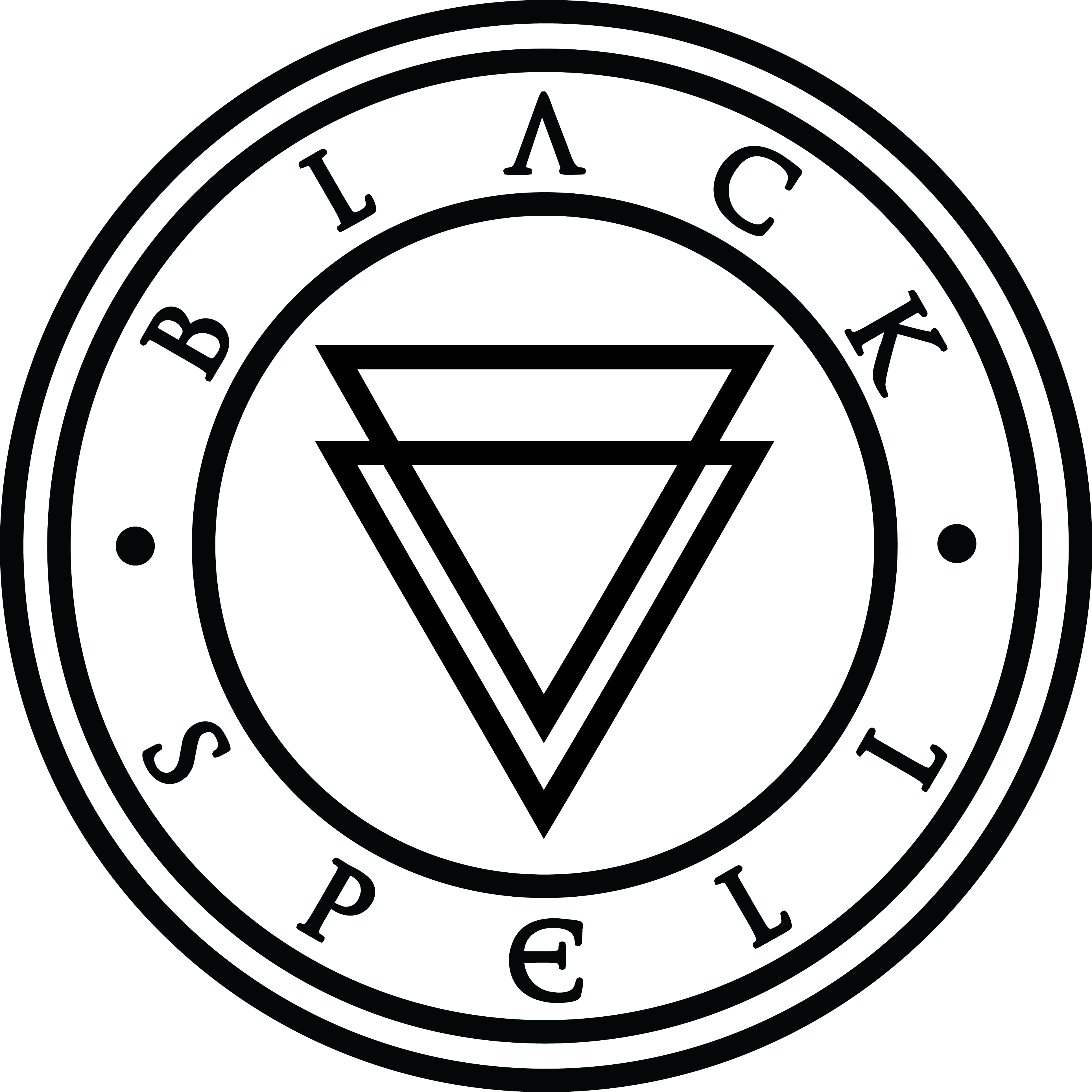 black_spell_circle_logo