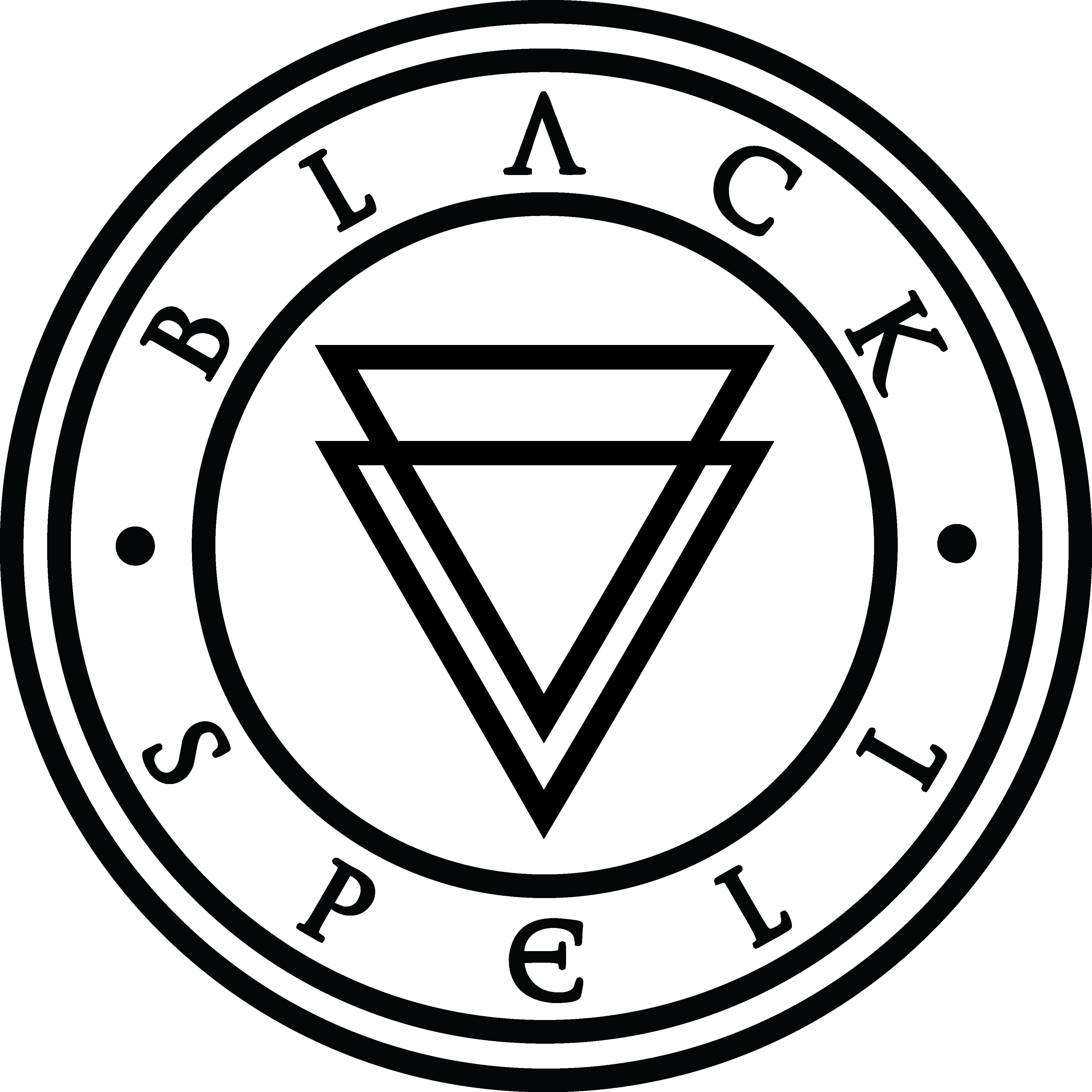 black_spell_circle_logo