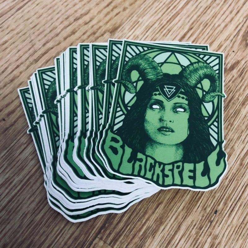 green_witch_sticker