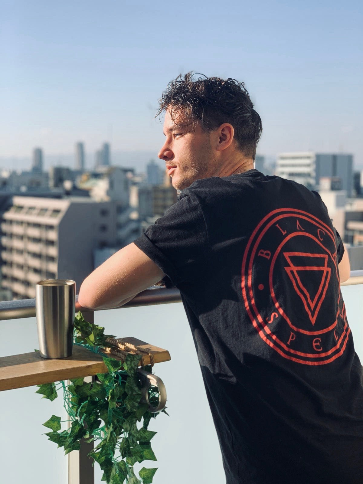 Osaka Calling | Samuo Art in the Logo SS Tee