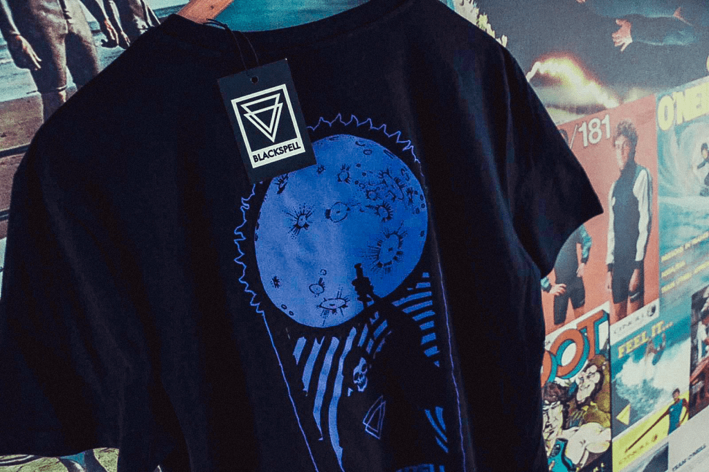 Sacrifice T-Shirt, Tote Bag and Sticker Pack GIVEAWAY!